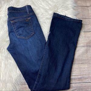 """Joe's Jeans """"The Icon"""" Dark Wash 26 Midrise Boot"""